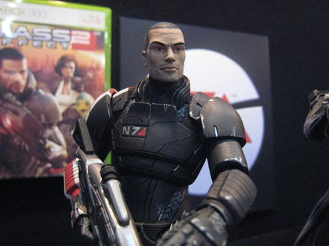 Mass Effect 2 Game review game war