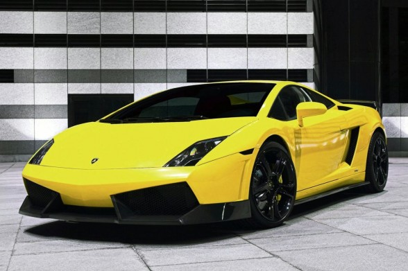 Antique Car 2010 BF-performance Lamborghini Gallardo GT600 Review Modification
