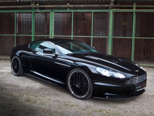 2010 Edo Competition Aston Martin DBS Specification