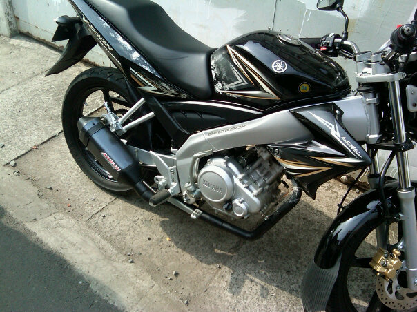 Spesifikasi Yamaha Vixion