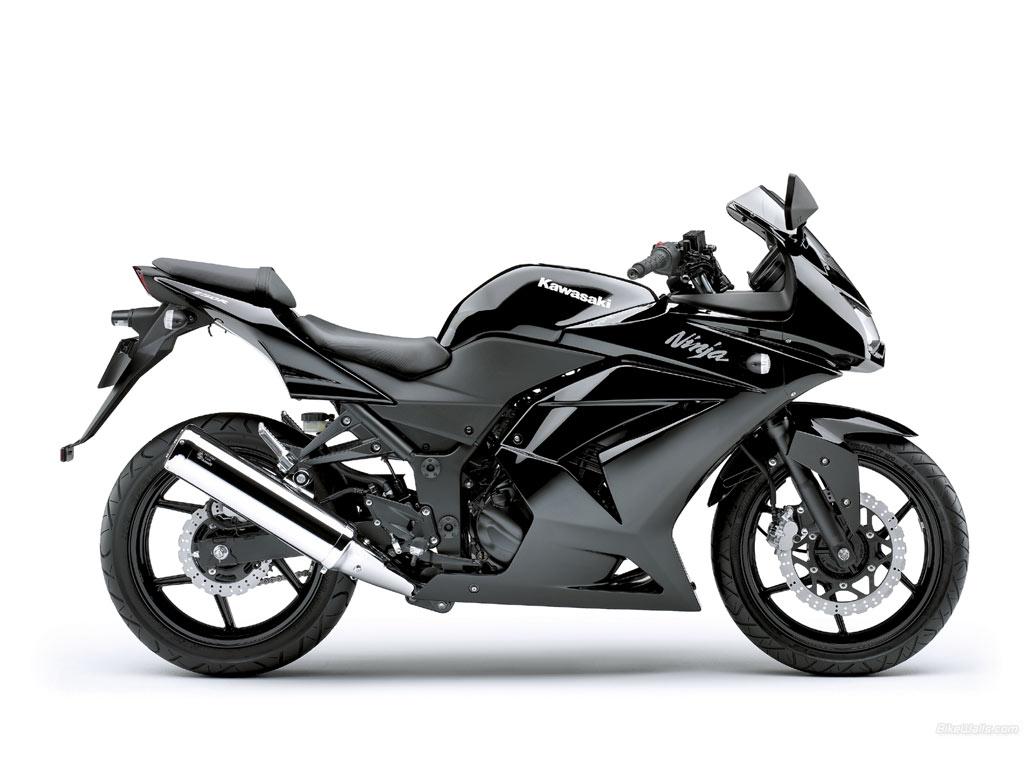 custom modifications 2010 ninja kawasaki 250 cc