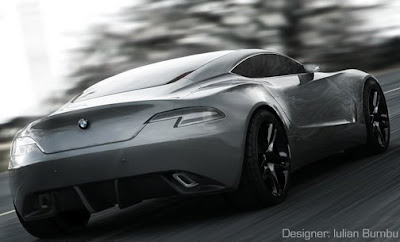 BMW S.X. Concept Study for a Sportier 6-Series wallpaper
