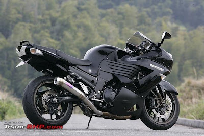 2009 Kawasaki Ninja ZX 14 Monster Energy