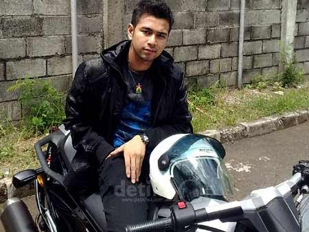 Can Am Spyder Raffi Ahmad Car And Style
