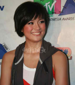 winner Agnes Monica  Anang Jawara AMI Awards 2010
