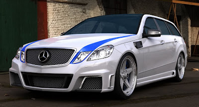 New Mercedes-Benz E63 AMG  GWA
