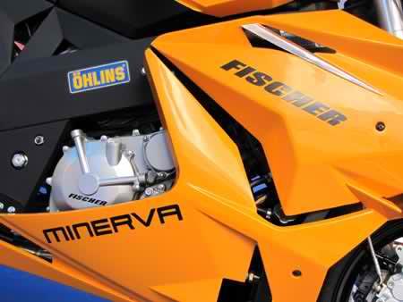 Minerva Sachs MRX 650 photo