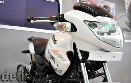 TVS Apache RTR 180 Motors  futuristic lamp