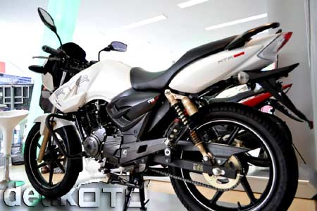 TVS Apache RTR 180 Motors body