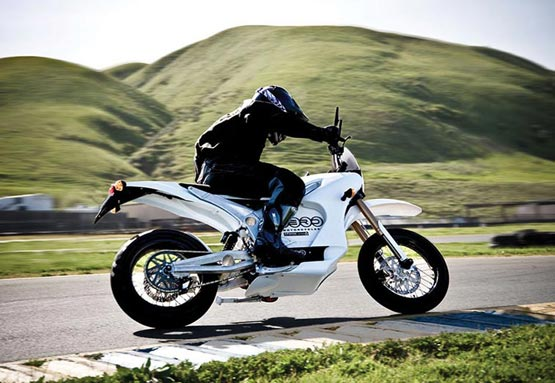 Zero S Electric Motorcycles Specification