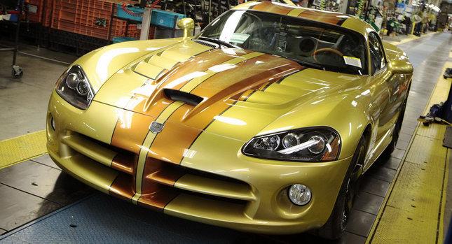 2010 Dodge Viper special