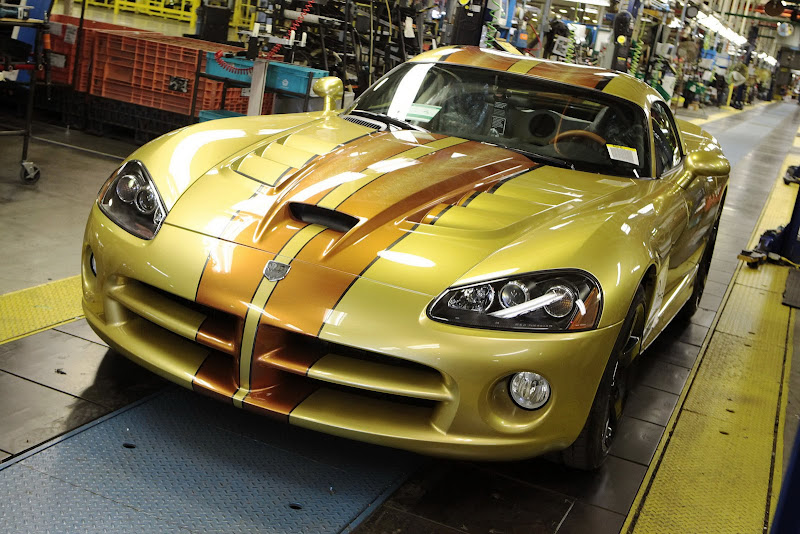 2010 Dodge Viper car spec