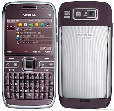 Price of Nokia E72 - Full phone Review
