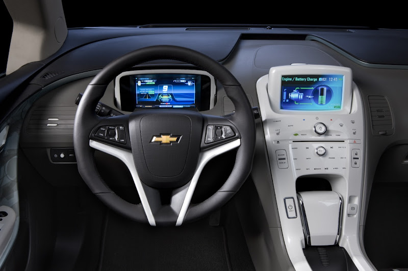 2011 Chevrolet Volt Specifications photo