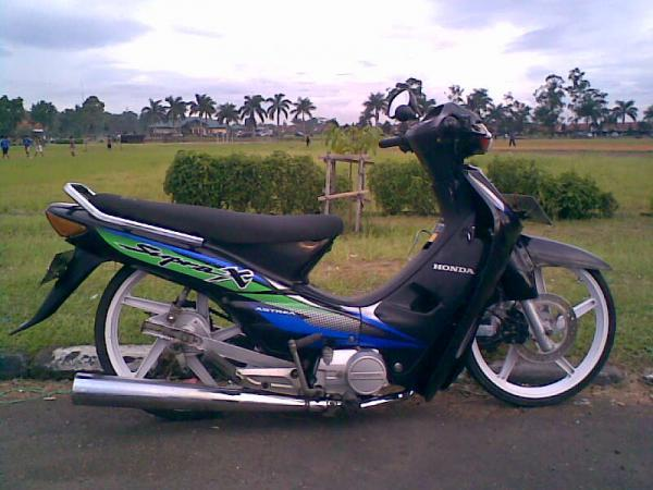 Picture of Supra Modifikasi
