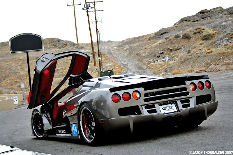 Wallpapers SSC Ultimate Aero