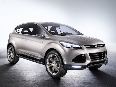 2011 NEW FORD VERTEX CONCEPT
