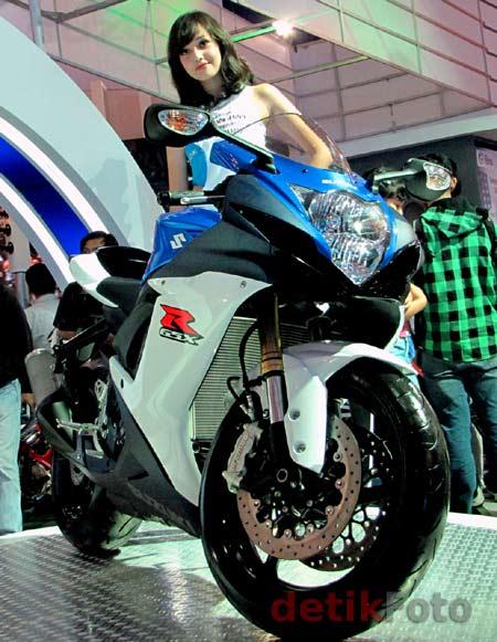 2011 New GSX-R600