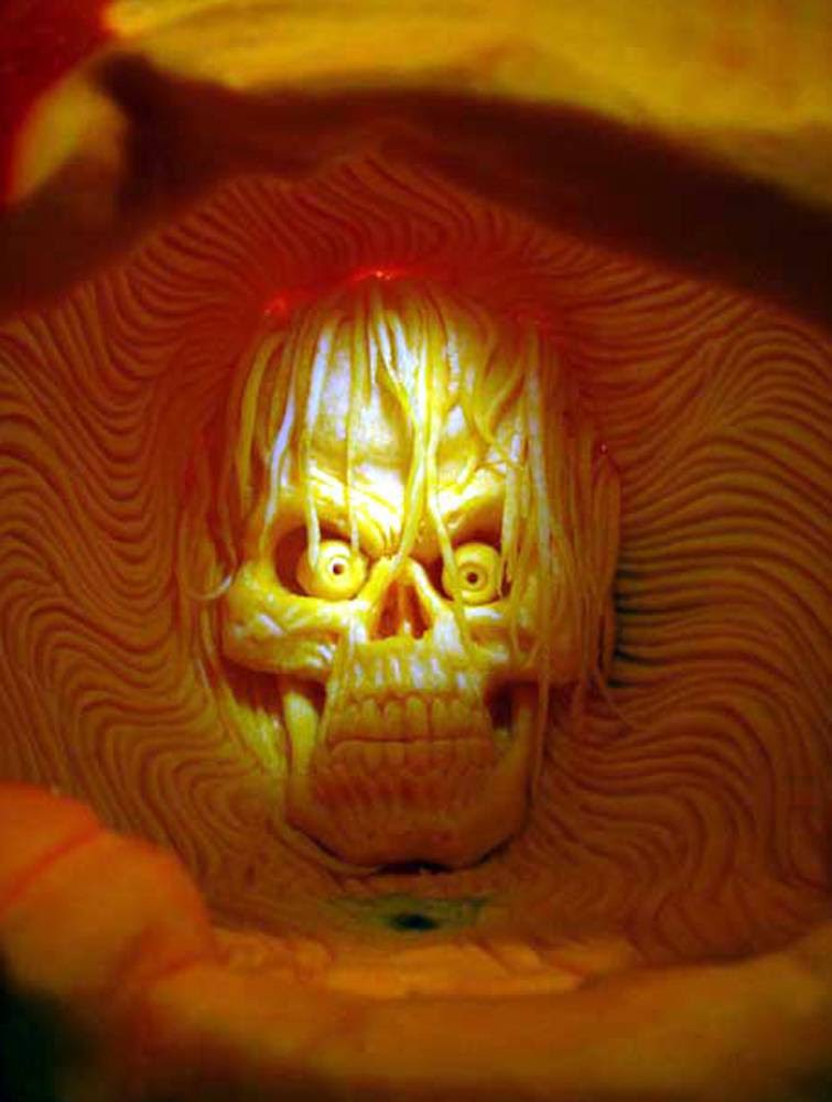 Love Pumpkin Carving Pumpkin Carvings Villafane