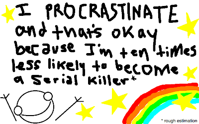 Premio a la procrastinación