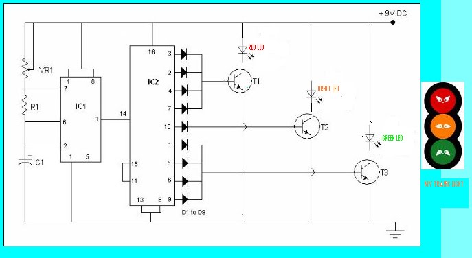 wiring diagram for simple light circuit images diagram moreover simple traffic light circuit diagram as well