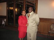 Rev. Barry & Kristal Wilson