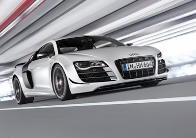 Audi R8 GT Announced is Faster than R8 V10
