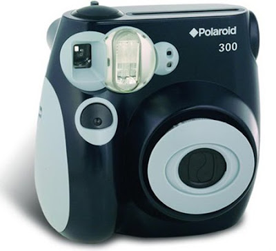 Latest Polaroid 300 Brings Back the Past