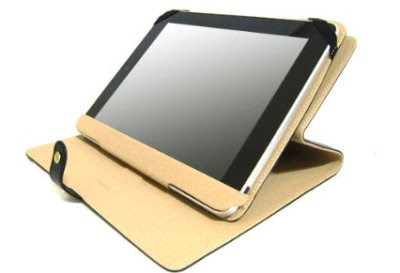 Napa Leather i-Pad Case