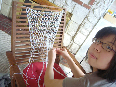 weaving a net