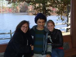 Lake with Alec