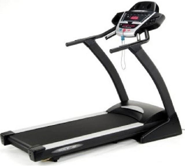 Sole Treadmill S77: Gym Quality Treadmills: Sole F80 Treadmill (2009 Model