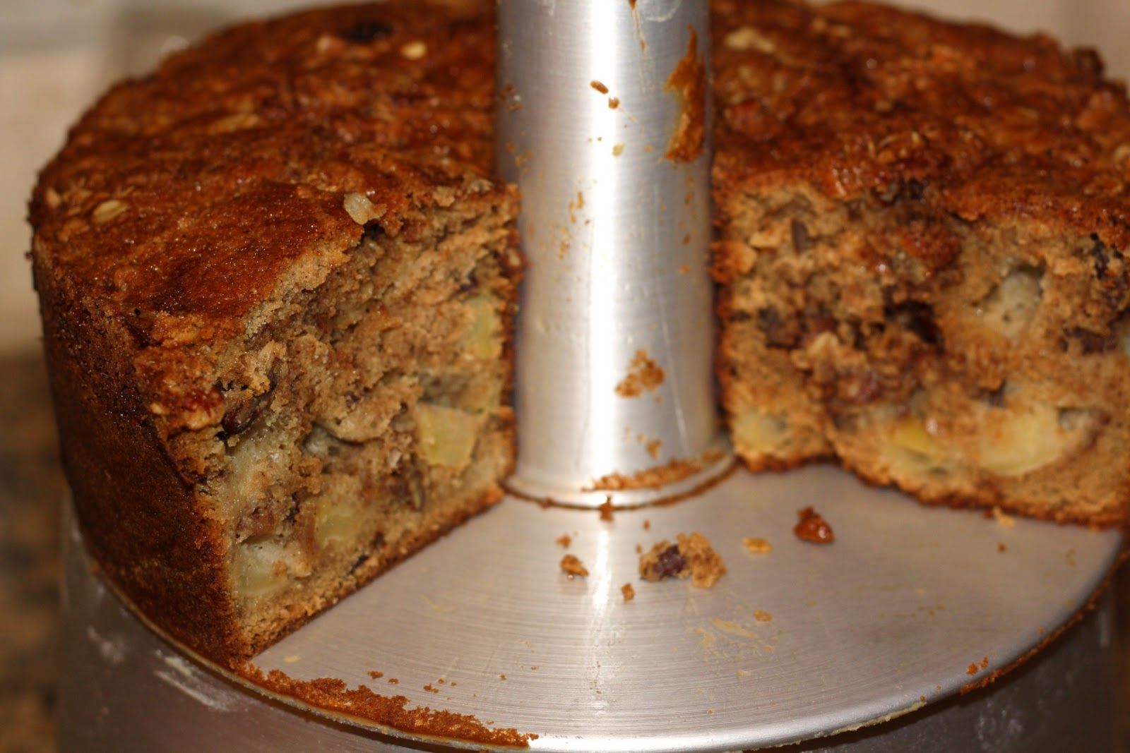 sunday sweets: apple and sour cream coffee cake