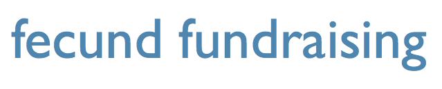 Fecund Fundraising