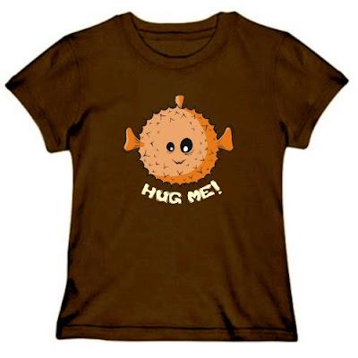 Hug me! T-Shirt from Idakoos