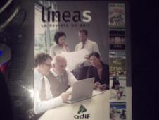 LÍNEAS revista oficial