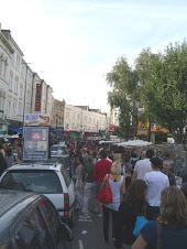 London/Portobella Market