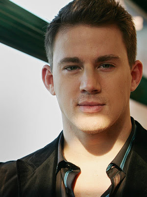 Channing Tatum cute actor