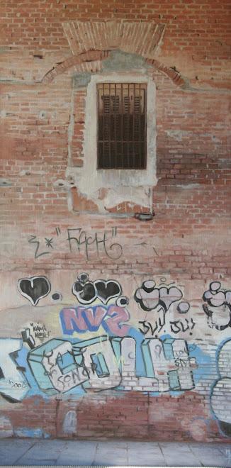 """Ventana y Graffitti"""
