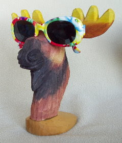 Moose Peeper Keepers, Eyeglass Holders