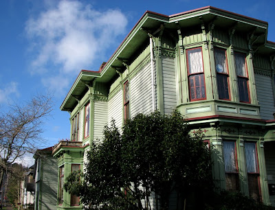 Italianate Victorian House in Astoria, Oregon