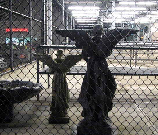 Garden Center Angels, Portland, Oregon