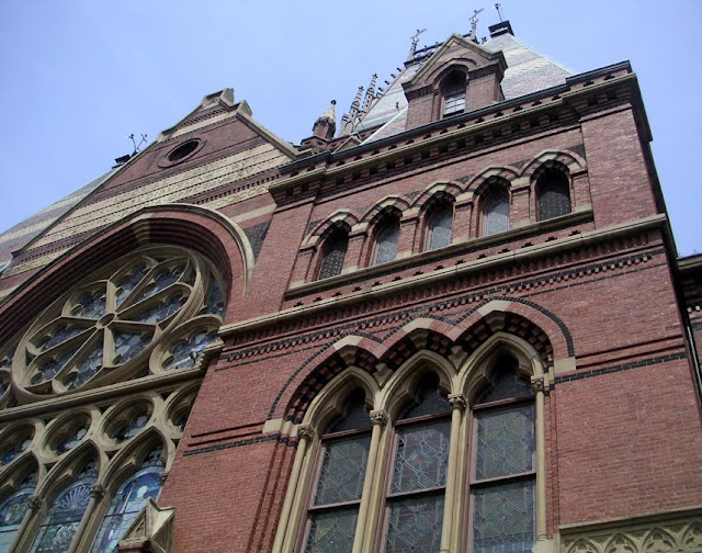 Memorial Hall, Cambridge, Massachusetts