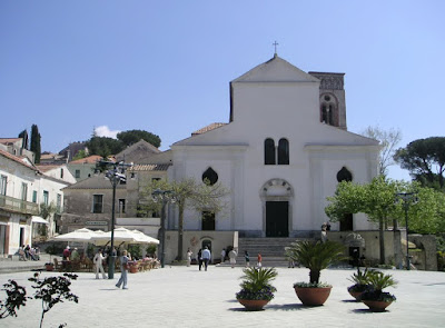 Church on the Town Square, Ravello, Italy