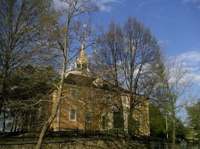 The Old Ship Church, Hingham, Massachusetts