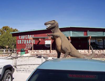 Dinosaur Caverns, Arizona