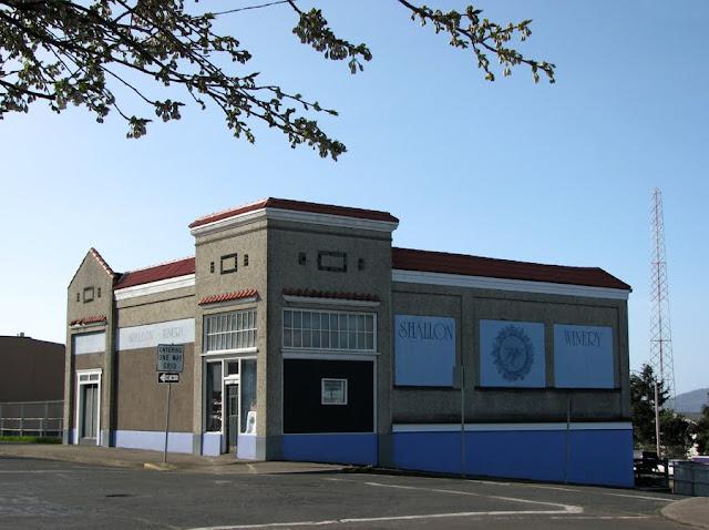 Shallon Winery, Astoria, Oregon