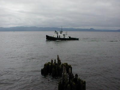 Pilot Boat, Astoria, Oregon