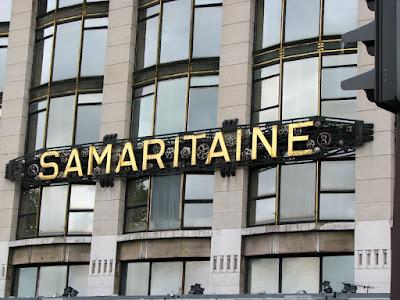 Samaritaine from Pont Neuf