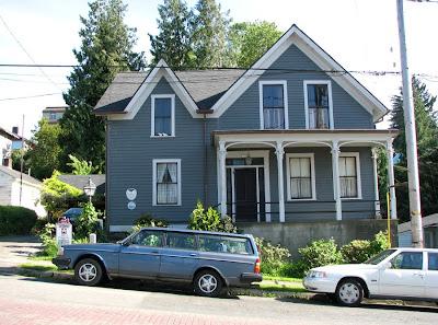 Oldest dwelling in Astoria, Oregon